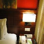 Swissotel The Stamford - Corner Junior Suite #5470