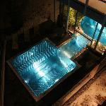 Poolbereich aussen