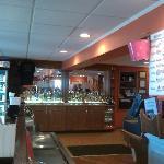 Bar at White Swan