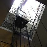 nostalgischer Lift (funktioniert einwandfrei!)