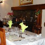 Een prachtige omgeving voor een geweldig en gastvrij diner
