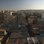 Вид на город (рыночная площадь)