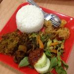 Photo de Nasi Empal Pengampon