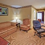 CountryInn&Suites HotSprings Suite