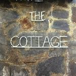 The Cottage - signage