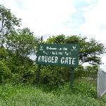 Paul Kruger's gate