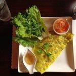 Banh Xeo - Vietnamese Crepe