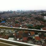 Sensa Hotel Room Balcony View