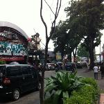 Shopping at nearby Sensa Hotel... Abt 2mins walk