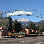 Entering Manitou Springs