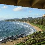 View from Lanai in #311