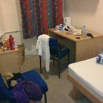 Mein Einzelzimmer!