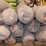 mercato esquilino - tuberi