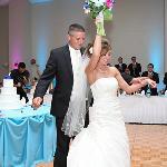 Bride Groom Bouquet