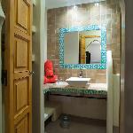 salle de bain chambre menzeh