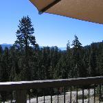Sun deck view