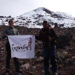 Climbing Trip with Carpedm