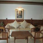 Lounge in Banyan Suite