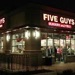 5 Guys Burgers and Fries Restaurant