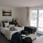 Our Room - Milkwood Manor
