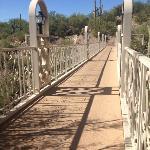 Bridge to Skyline Country Club