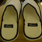 douces sandales