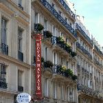 Hotel Mayfair exterior