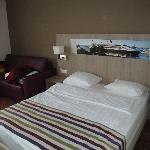 Standard double room #508