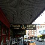 Foto de Frankies Empire Coffee House