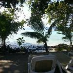 vu des beach villa jacuzzi