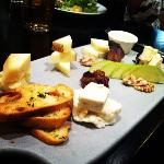 Chef's Cheese Board