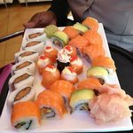 Best sushi in town