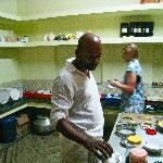 La cuisine digne d'un chef étoilé !