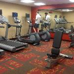 Gym cardio machines