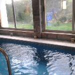 vasca idromassaggio con vista panoramica
