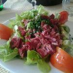 La salade paysanne