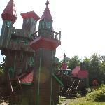 Le château Bahia