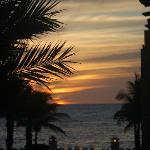 Sunrise at Dawn Beach