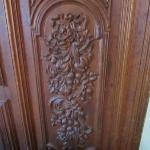 wooden carvings El Balcon