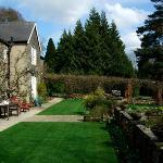 Tea at Lastingham Grange