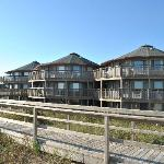 Condos from beach access