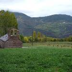 Ermita y paisaje