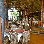 A lovely restaurant/bar