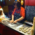 Raviolis hechos a mano