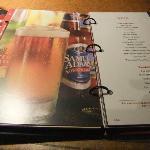 T.G.I Friday's Alexandria VA-Beers menu