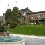 Abbeyglen Castle Hotel and grounds