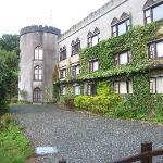 Abbeyglen Castle Hotel and grounds