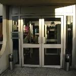 Puerta: modernísima