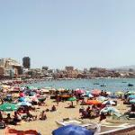 La vista desde La Oliva