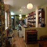 Reubens, Dunfermline (view of Wine store level)